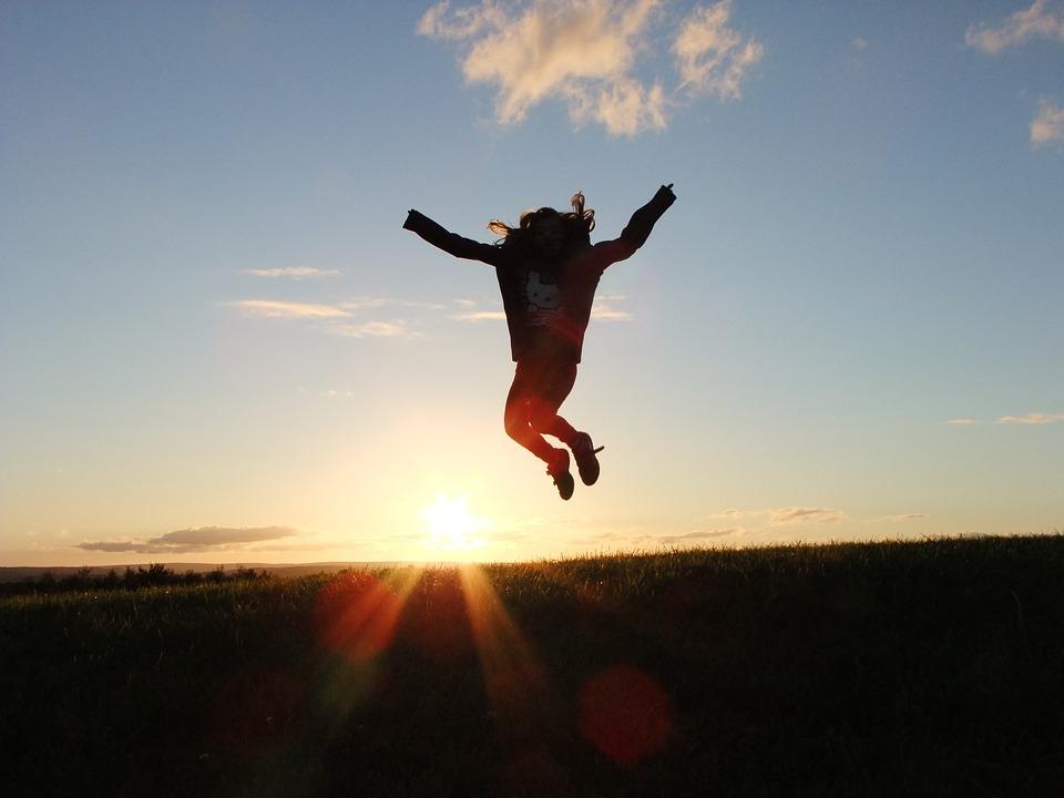 Victory Succeed Freedom Motivation Winning Man